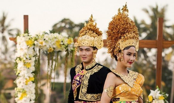 balinese traditional clothing