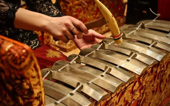 bali's music tradition