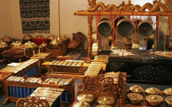 javanese traditional music instruments