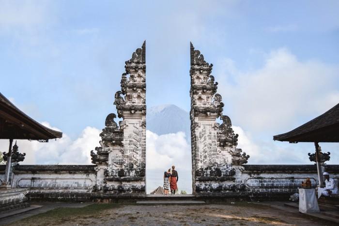 Lempuyang Luhur Temple