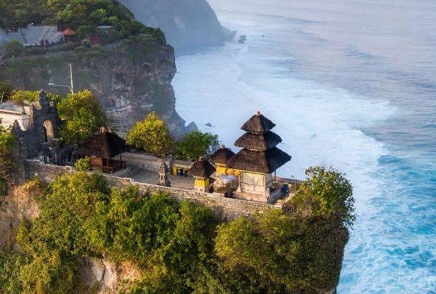 Luhur Uluwatu Temple