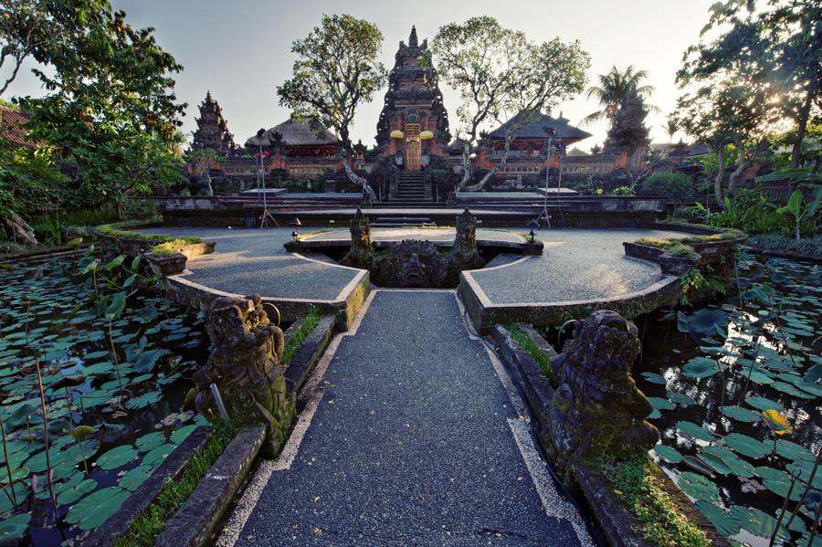Sarasawati Temple Park