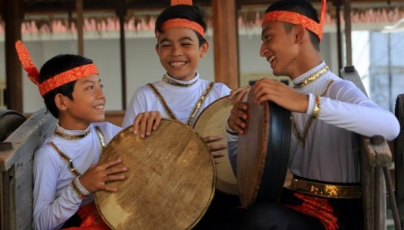 traditional acehnese musical instruments