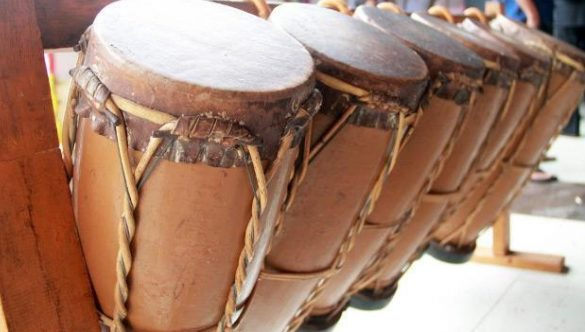 traditional north sumatran musical instruments