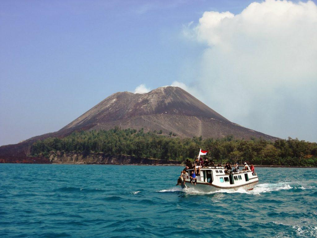 Mount Anak Krakatoa
