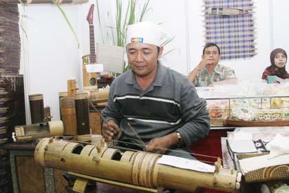 Bamboo Jitak