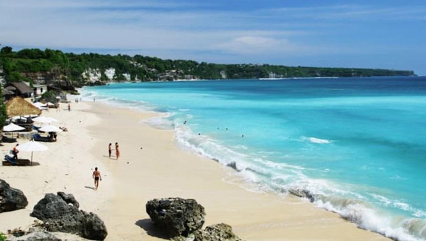 Beach in Denpasar