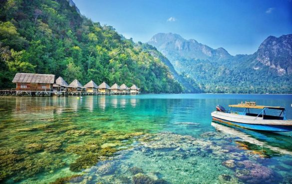 indonesian cities with beast beaches