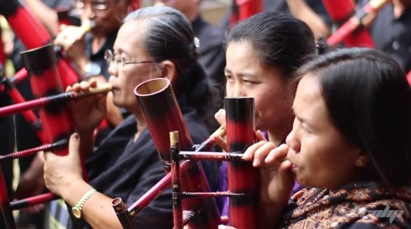 traditional musical instruments of south sulawesi