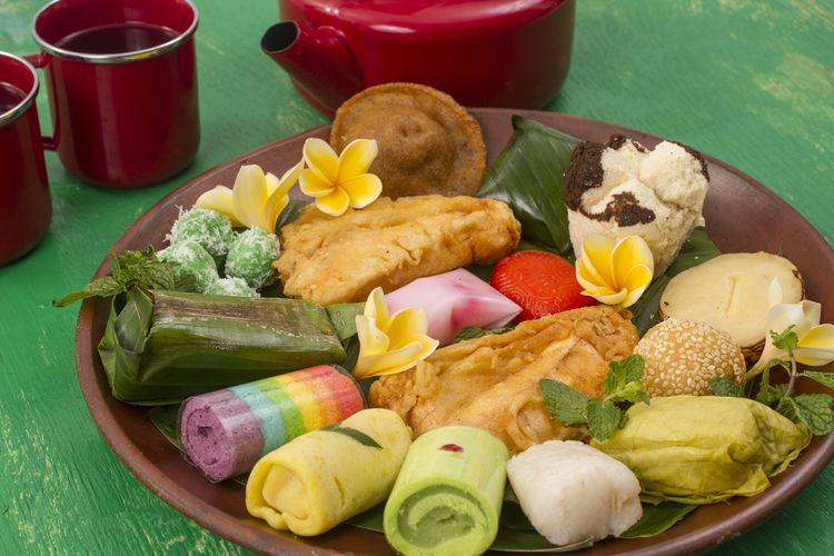most popular indonesian dessert