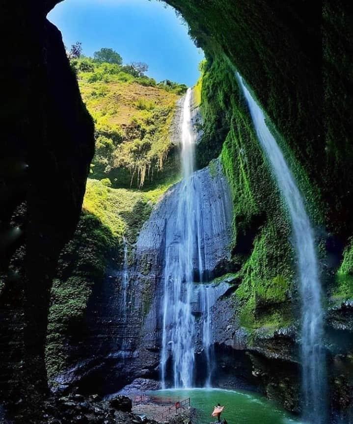 Madakari[iura Waterfall