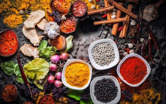 most common spices in indonesian food