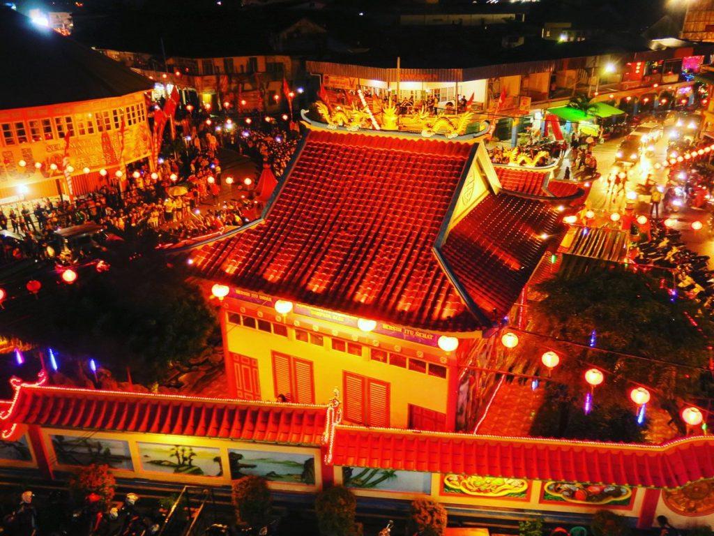 Singkawang Jamthang Chinatown