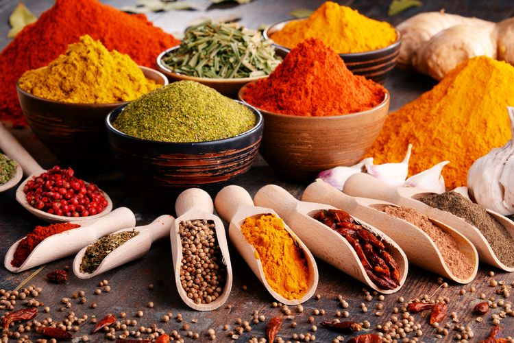 Most Common Spices in Indonesian Dishes