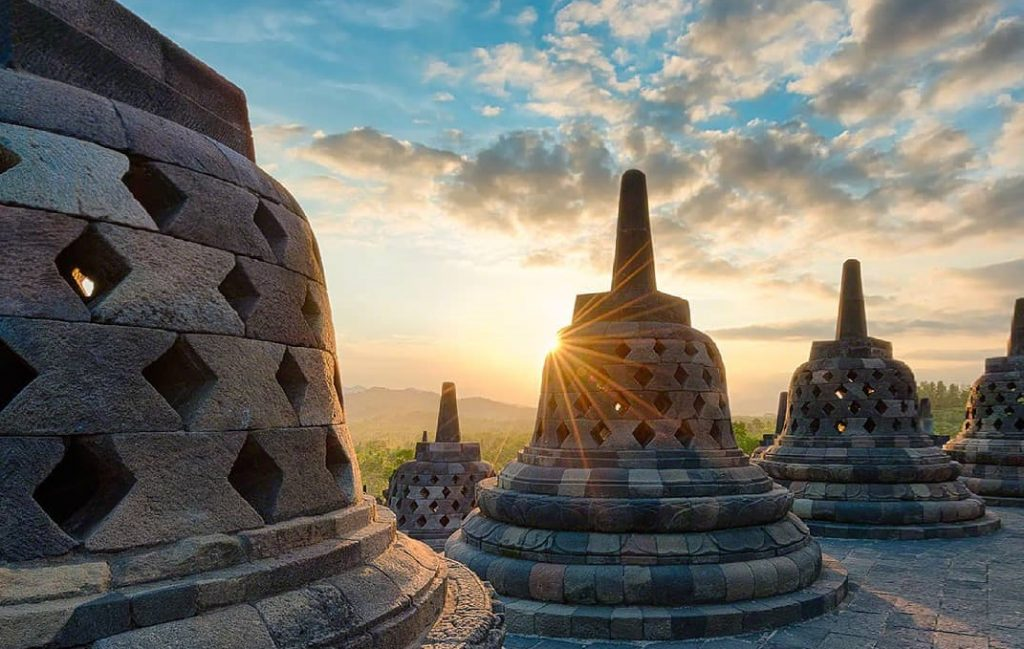 Buddhist Kingdom in Indonesia