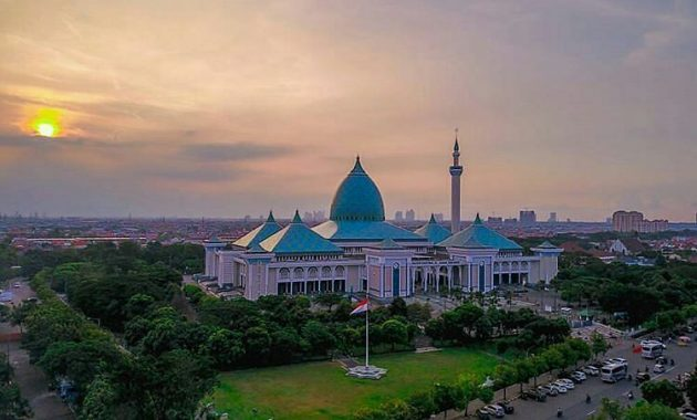 Al-akbar National Mosque