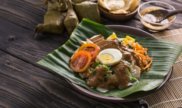 healthier Indonesian food