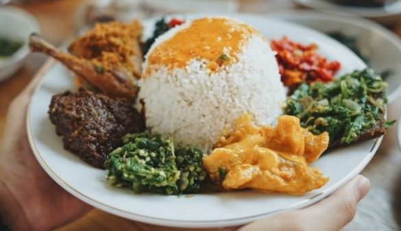 indonesian rice dishes