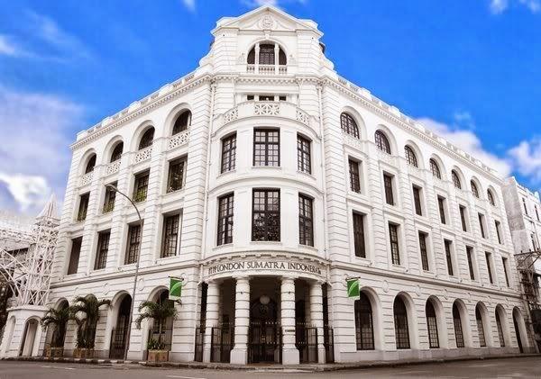 London Sumatra Building