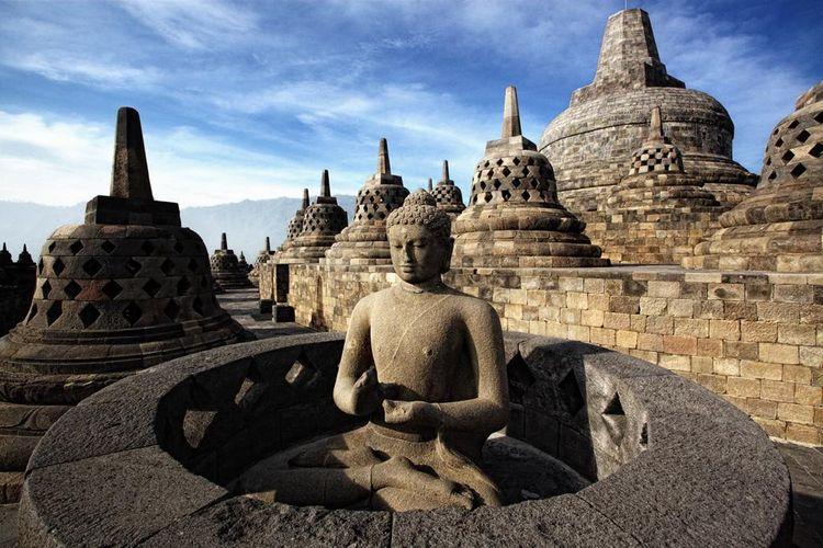 Mataram Buddhist Kingdom