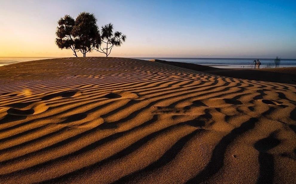 Oetune Desert