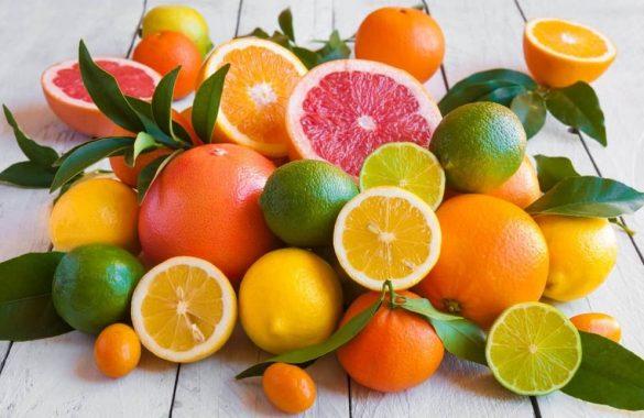 citrus in indonesia