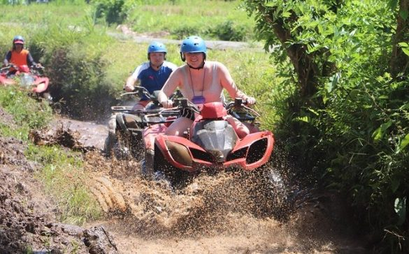 extreme sports in bali