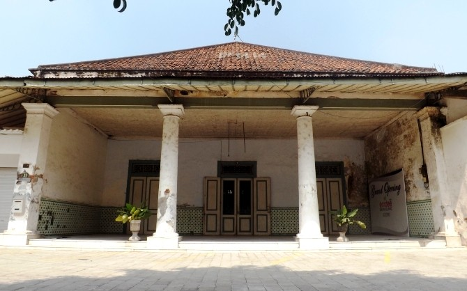 Kediri old town