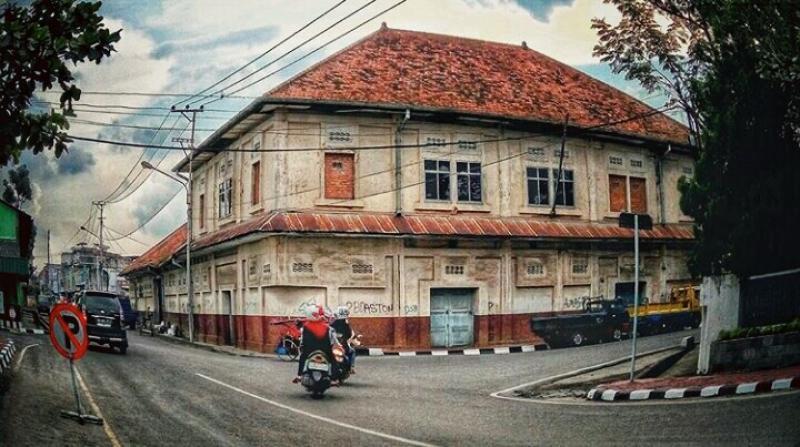 Palembang old town