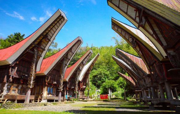 popular villages in indonesia