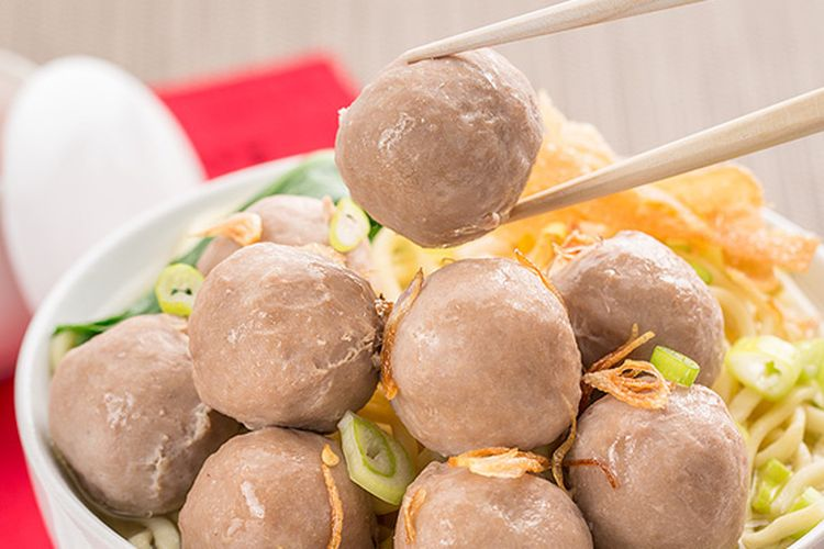 types of indonesian bakso