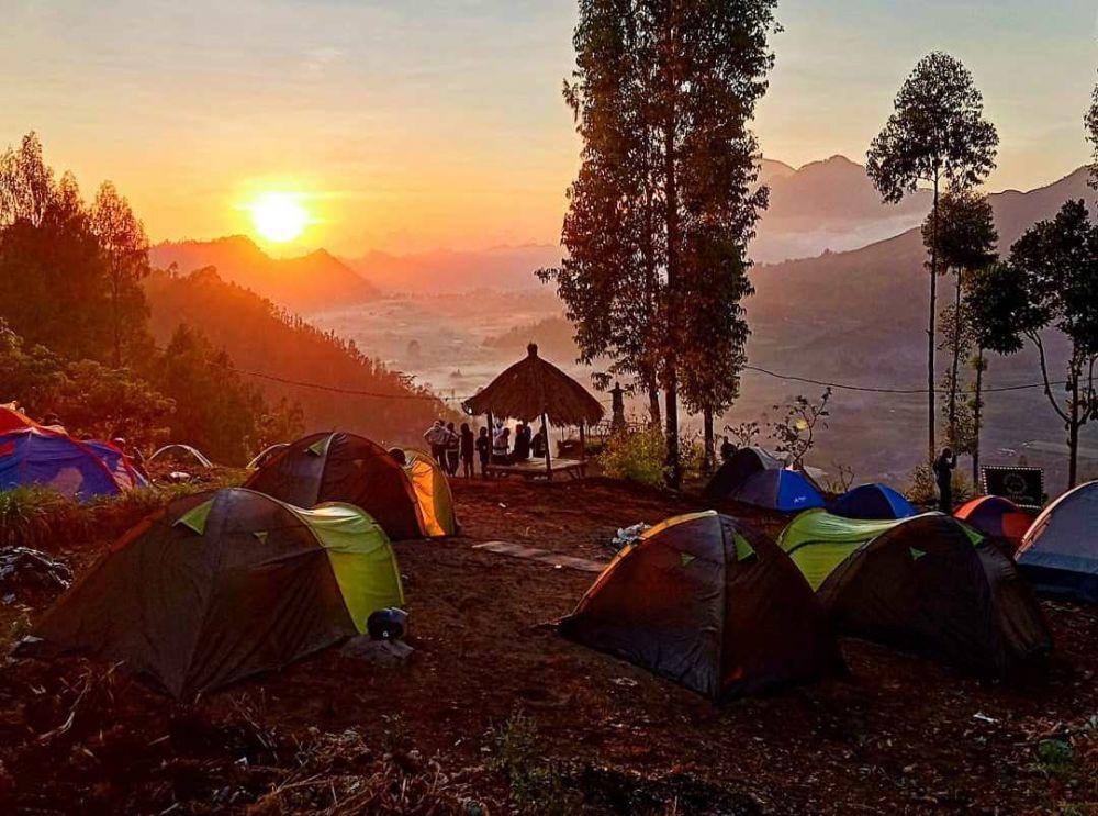 Lakeside Camp Foot Mount Batur