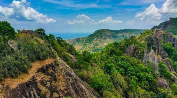 hiking spots in indonesia