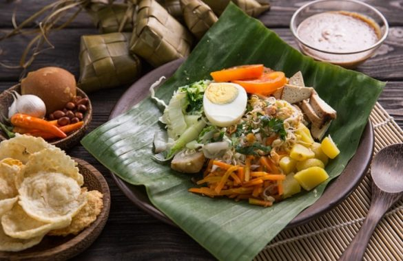 indonesian main course