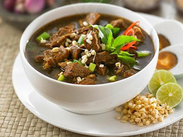 local food in east java