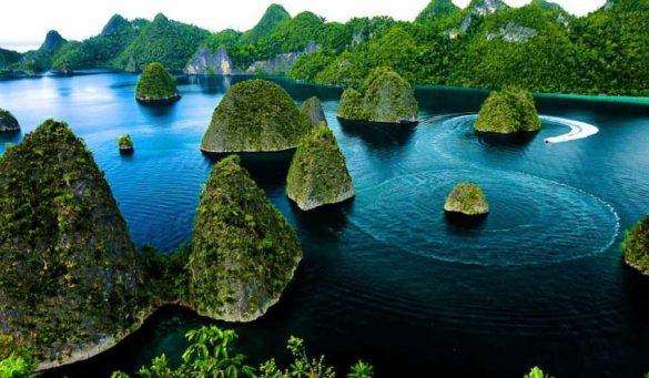 beautiful in eastern indonesia