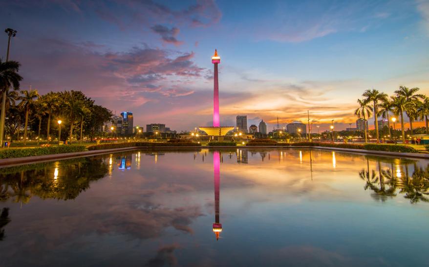 virtual tour indonesia