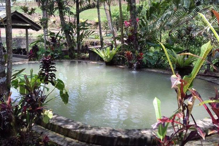 angseri natural hot spring