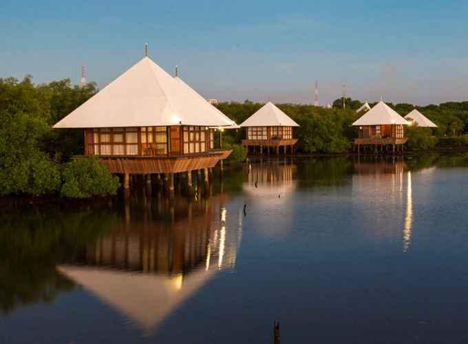 bee jay resort mangrove forest