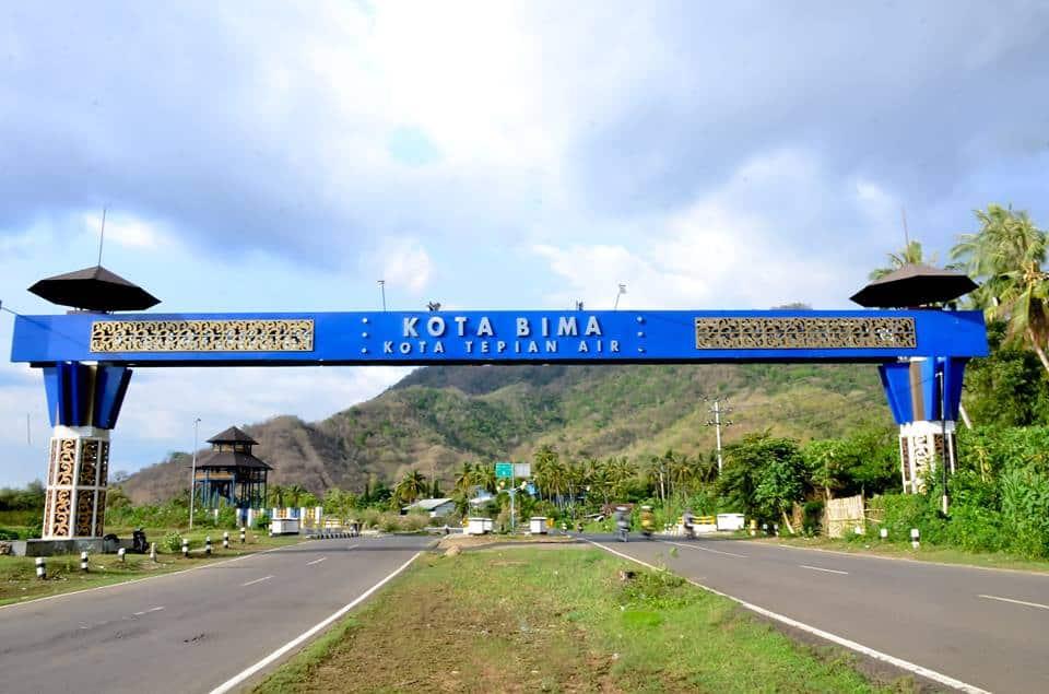 Bima city