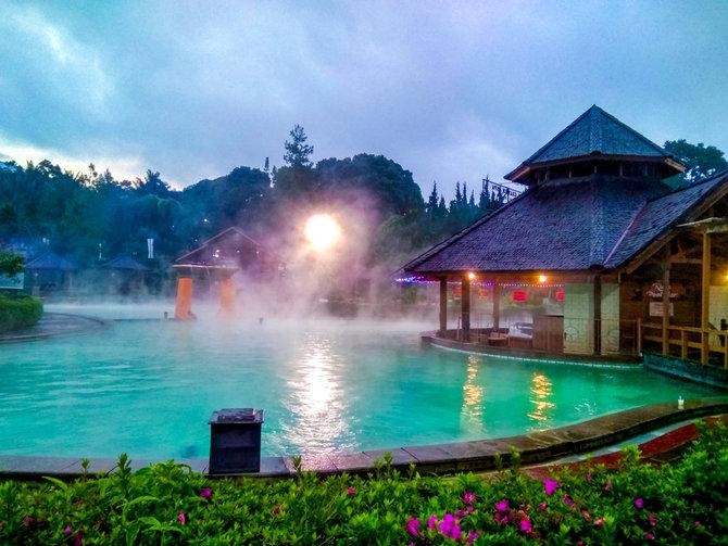 ciater natural hot springs