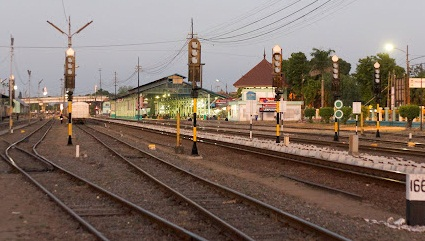 oldest train stations