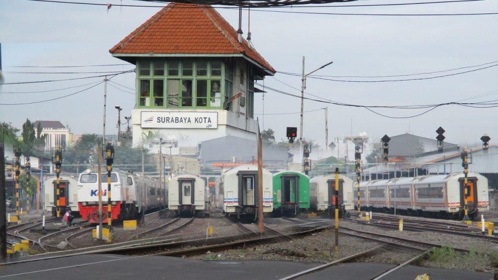 surabaya station